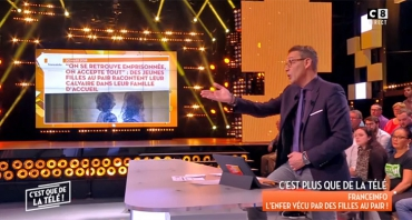 William à midi / C'est que de la télé (audiences) : William Leymergie sans éclat, Julien Courbet très bas