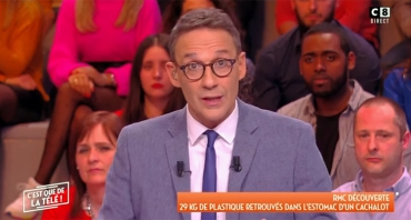 C'est que de la télé / William à midi : carton d'audience pour Julien Courbet, William Leymergie en difficulté