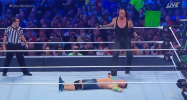WWE Greatest Royal Rumble : les femmes interdites de ring, John Cena face à Triple H, Undertaker et Rusev dans un Casket match