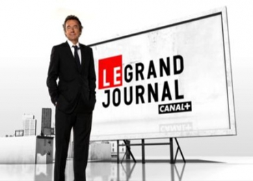 Ségolène Royal booste l'audience du Grand journal