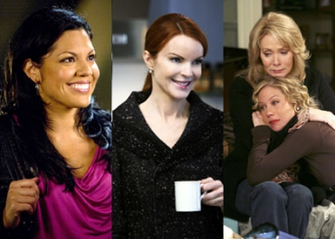 Desperate Housewives et Grey's Anatomy de retour, Samantha Who disparait