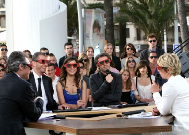 Le Grand Journal bat un record historique à Cannes
