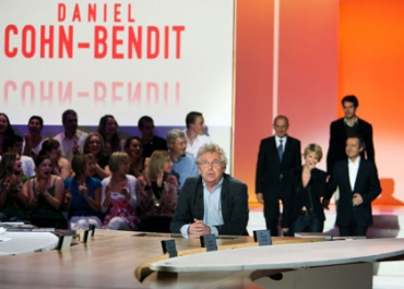 Daniel Cohn-Bendit attire les français au Grand Journal