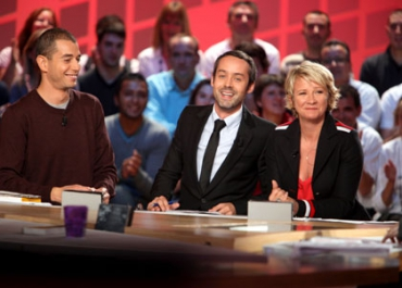 Nouveau record d'audience pour le Grand journal, sans Whitney Houston