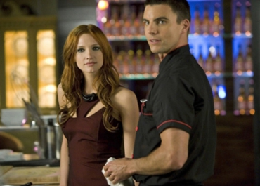 Ashlee Simpson et Colin Egglesfield quittent Melrose Place