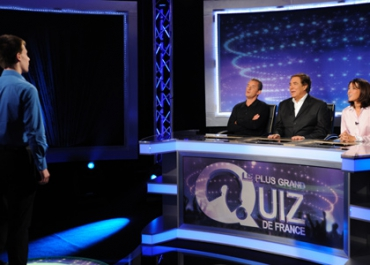 TF1 joue la carte de la culture avec Le plus grand quiz de France