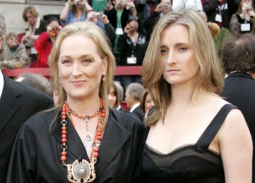 La fille de Meryl Streep dans la version adolescente d'Entourage