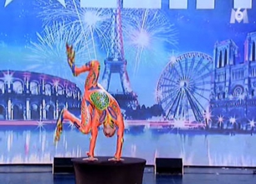 La France a un incroyable talent 5 > Sacha la grenouille étonne le jury