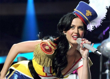 Katy Perry prochainement dans How I met your mother