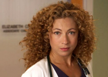 Alex Kingston, une ex d'Urgences dans Private Practice