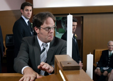 The Office : un nouveau spin-off envisagé autour de Dwight Schrute