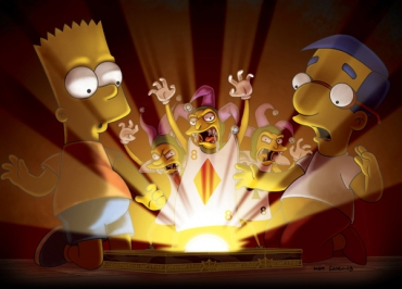 Les Simpson : Homer et Bart font main basse sur l'audience