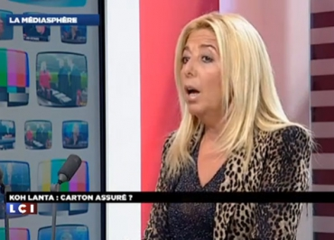 Angela Lorente (TF1) tacle Hollywood Girls (NRJ12) et Amazing Race (D8)
