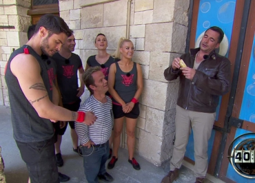 Fort Boyard : Baptiste Giabiconi et Sandra Lou devancent les Experts