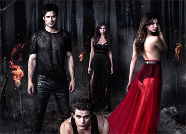 Vampire Diaries décroche une saison 6, son spin-off The Originals une saison 2