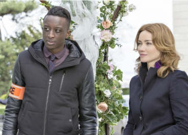 Ahmed Sylla (Noah, adjoint de Marquand) : « Alice Nevers est un réel amusement »