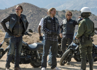 Sons of anarchy : le QG des Sons bientôt reconstruit, l'audience de M6 au beau fixe