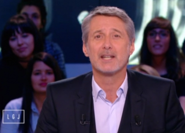 Le Grand Journal : Antoine de Caunes devance de justesse Cyril Hanouna