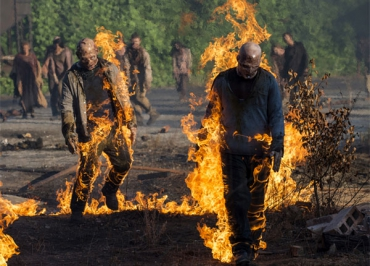The Walking Dead (saison 5) : un final de mi-saison (épisode 8) meurtrier, avant un retour en 2015