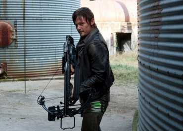 The Walking dead réalise aussi des records en France