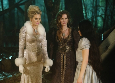 Once upon a time (saison 3) : 6ter vit un véritable conte de fées