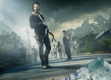 The Walking Dead : forte audience pour le retour de la saison 5