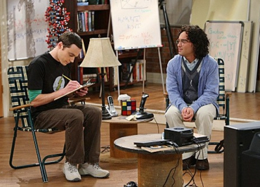 The Big Bang Theory : Sheldon et Leonard proches du leadership