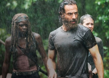 The Walking Dead : la saison 5 remonte face aux Oscars
