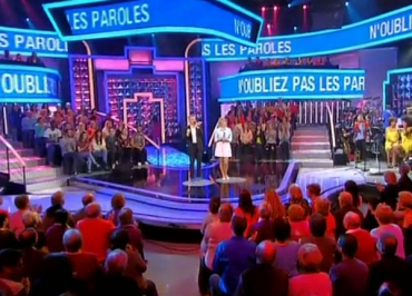 N'oubliez pas les paroles : Lucile enflamme les audiences de France 2 en access
